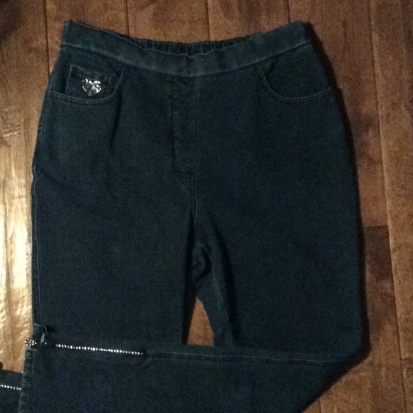 Quacker Factory Denim - Denim Jeans